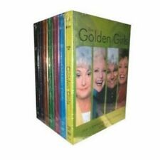 The Golden Girls Complete DVD Series Collection