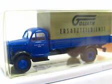 Brekina 43001 Borgward B 4500 Goliath Ersatzteildienst OVP (Z3784)