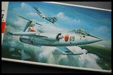 HASEGAWA 1/72 F-104 J STARFIGHTER' 1/72 Model Kit