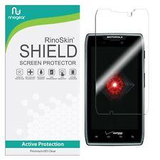 Motorola Droid Razr Maxx Screen Protector RinoGear Case Friendly Accessories Usa