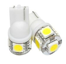 LED Number Plate Parking Light Bulbs Globes T10 W5W CHEAPEST ON EBAY