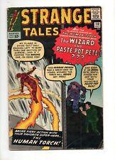 Strange Tales #110 FIRST APP DR. DOCTOR STRANGE, WONG, ANCIENT ONE 1963 VG/F 5.0