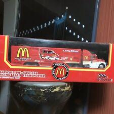 McDonalds Racing Larry Minor-Cruz Pedregon 1992 RC Funny Car Transporter 1:64