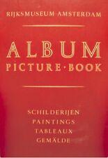 RIJKSMUSEUM AMSTERDAM album picture book - tableaux ART PEINTURE++