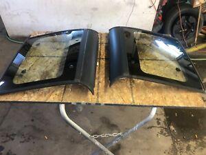1996-1998 suzuki X90 LH & RH glass t-top panels OEM 1997