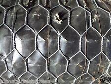 Chicken Wire mesh 900mmX50mt (40mm Hole) wire gauze 1.4mm