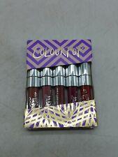 ColourPop Ultra Matte Lip Liquid Lipstick Foxy Mini Set NIB Q1M