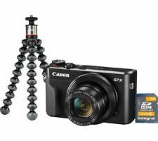 CANON PowerShot G7 X MK II 20.1 MP Digital SLR Camera Vlogger Kit