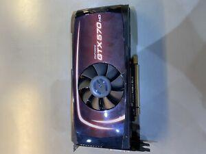 EVGA NVIDIA GEFORCE GTX 570TI GAMING PCI-E VIDEO CARD 1.2GB DDR5 Dual DVI