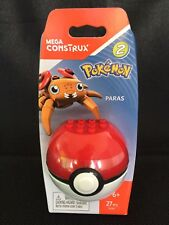 NIP Mega Construx Pokemon Pokeball Series 2 Paras
