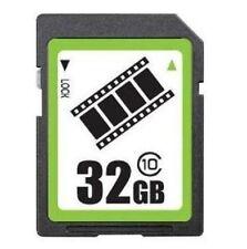 FilmPro 32GB SDHC class10 C10 32G SD 2.0 secure digital memory card bulk