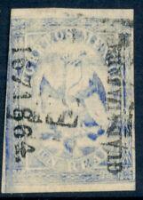 bm11 Mexico #22 1R T-2, Guadalajara 167-1864 1.5K sent Sz 292 Est $20-40 VF