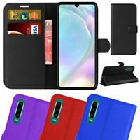 Premium Flip Slim Leather Wallet Case Cover + Stand For Huawei Honor 10 LITE