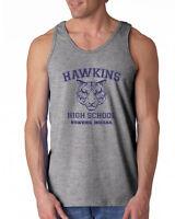 539 Hawkins High School Tank Top funny stranger tv show things costume new