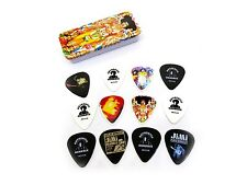 Jimi Hendrix Guitar Picks  Axis Bold As Love  Collectible Tin 12 Picks