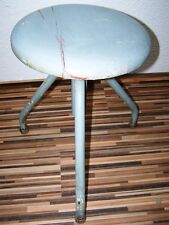 Vecchio Sgabello girevole da laboratorio,Design Sgabello,Legno Vintage bar,Sedia