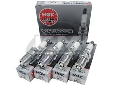 (SET OF 4) NGK 4177/TR6 V-POWER PREMIUM SPARK PLUGS MADE IN JAPAN
