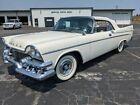 1958 Dodge Coronet  1958 Dodge Coronet  71984 Miles White Wagon