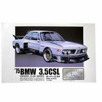 1/24 `75 BMW 3.5CSL (Model Car) Micro Ace(Arii) Owners Club 24|No.08