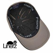 """Linerz 1/8"""" Foam + Hard Shell Bump Cap Hat Insert"""