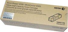 Xerox 106R01596 Toner Cartridge YELLOW für Phaser 6500 / WorkCentre 6505