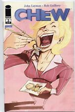 CHEW #3 Image Comic 1st FIRST Print SOLD OUT John Layman