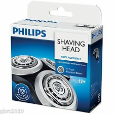 Philips RQ12+ SensoTouch 3D Shaving Heads RQ1250 1260 1280 1290 1280XCC Genuine