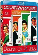 THE GRASS IS GREENER (1960)  **Blu Ray B** Cary Grant