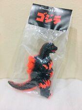 *Ultra Rare* Anrakuansaku Burning Godzilla Medicom Vinyl Figure Japan sofubi