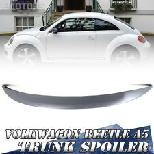 Volkswagen Beetle A5 P Style Rear Trunk Spoiler Wing Unpainted Coupe Convertible