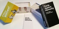 CARDS AGAINST HUMANITY /UTTER NONSENSE! PARTY GAME LOT