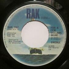 "Smokie(7"" Vinyl)For A Few Dollars More-RAK-RAK 267-UK-Ex/VG+"