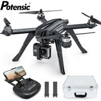 Potensic D85 GPS Drone 2K HD Camera FPV Quadcopter 5G WiFi Live Video Brushless
