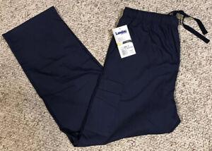 Landau Men's Large Standard Comfort Stretch 7-Pocket Drawstring Scrub Pants 8555