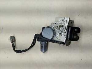 2012-2016 FORD, Lincoln MKT - Tailgate Liftgate Trunk Lid Latch Actuator Motor