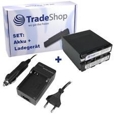 Bateria 10400mah+ cargador para Sony dcr-vx-2000 vx-2000e
