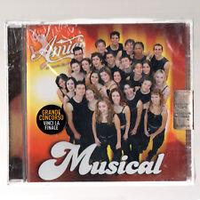 AMICI DI MARIA DE FILIPPI MUSICAL CD Compilation 2003 UNIVERSAL