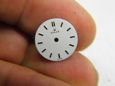 Cadran Montre ROLEX watch dial.N 64 NAD 1950 vintage rolex