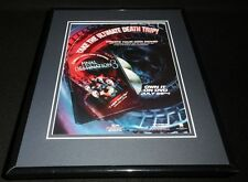 Final Destination 3 2007 Framed 11x14 ORIGINAL Vintage Advertisement