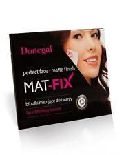 DONEGAL FACE BLOTTING MATTIFYING PAPER MAT-FIX 50pcs