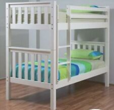 King single bunk only in artic white NEW KIDS