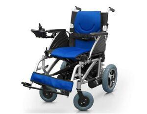 Sedia a rotelle elettrica Quirumed