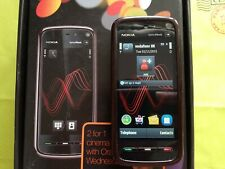 Nokia 5800 XpressMusic Symbian (Unlocked) with extras - Boxed Rare Smartphone