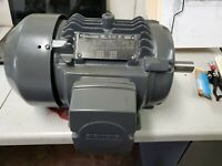 OEM Siemens 1LE22211CB114AA3 MOTOR GP100, 3HP, 1750RPM, 3PH, 60HZ, 208-230/460