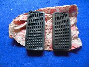 NOS BMC Pedal Pads (2) Austin Healey 100-4 100-6 3000 1B8751