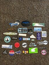 29 Water Paddle Stickers! Orvis Quiksilver Prana Horny Toad Keen Typhoon Keen