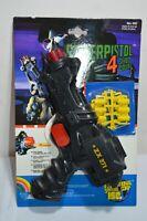 Vintage 1978 Edison Giocattoli ISC Space Gun ZX 271 Italy - NEW MOC