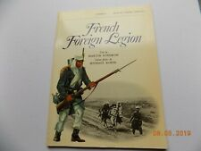 Osprey Men at Arms Series FRENCH FOREIGN LEGION (original 1971 print)