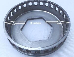 2004-12 Nissan Titan Axle Housing Threaded Collars