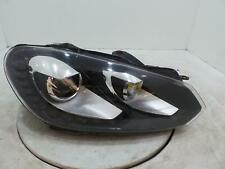 2010 VW Golf Mk6 Right Drivers Angel Eyes Headlight Headlamp